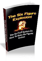 six figure explosion